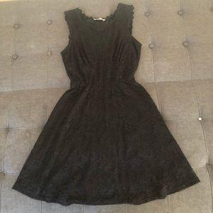 Eloise Black lace dress